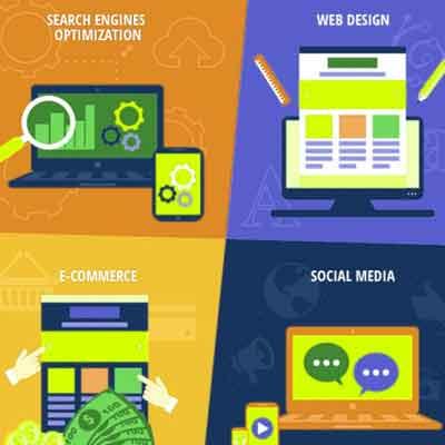 Big business ecommerce website development