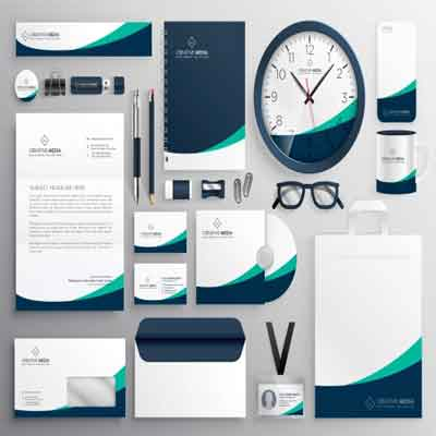 Brand identity plus pricing package
