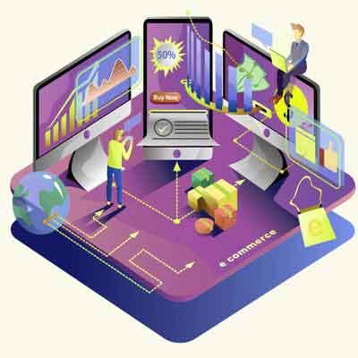 Multivendor Ecommerce website package 2