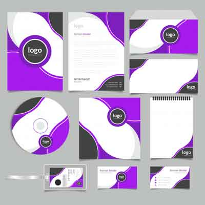 Brand identity basic plus package