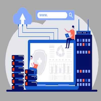 dedicated web hosting server1 package