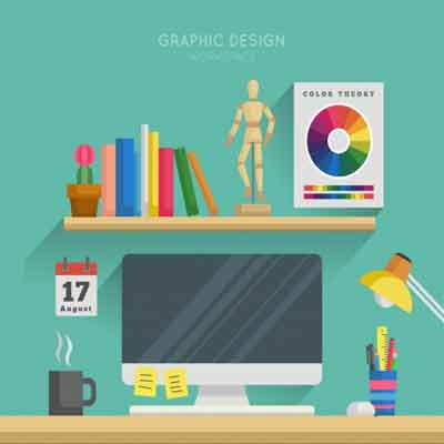 Graphic design service basic package