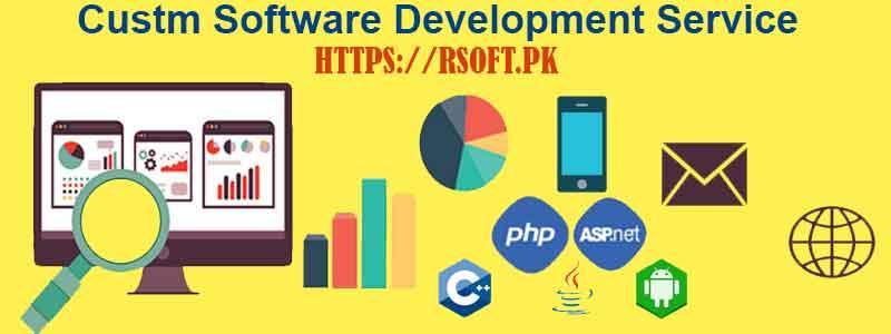 software development service in pakistan
